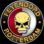 Feyenoord logo skull avatar
